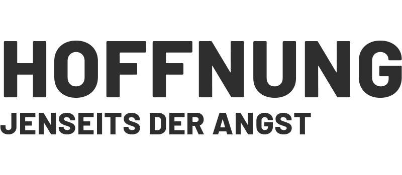 Hope Beyond Fear Logo Deutsch